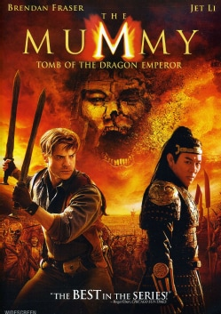 The Mummy: Tomb Of The Dragon Emperor (DVD)