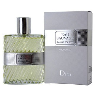 Christian Dior Eau Sauvage Men's 3.4-ounce Eau de Toilette Spray|https://ak1.ostkcdn.com/images/products/3542225/P11604895.jpg?_ostk_perf_=percv&impolicy=medium