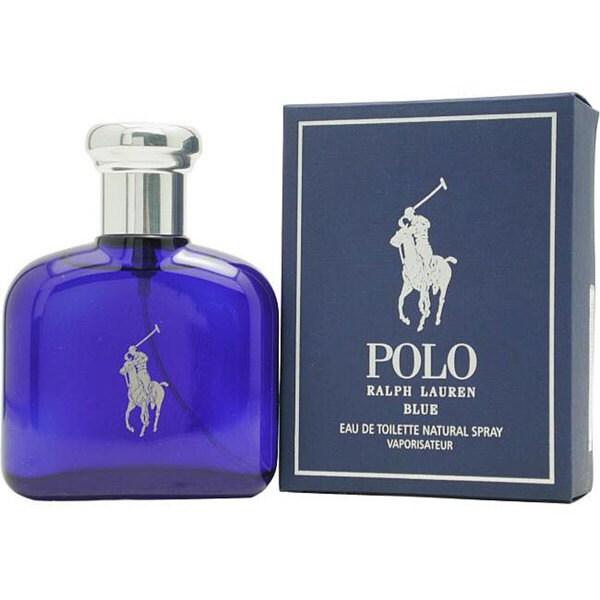 Polo Blue by Ralph Lauren Men's 1.3-ounce Eau de Toilette Spray