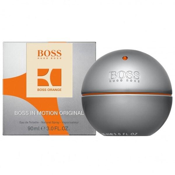 Shop Hugo Boss Boss In Motion Mens 3 Ounce Eau De Toilette Spray