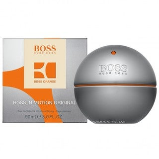 Hugo Boss Boss In Motion Men's 3-ounce Eau de Toilette Spray