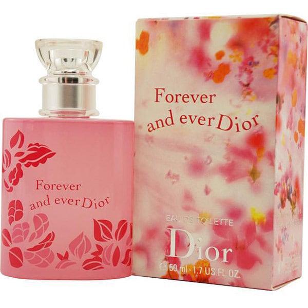 shop forever and ever dior women 39 s 1 7 ounce eau de. Black Bedroom Furniture Sets. Home Design Ideas