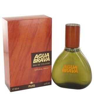 Antonio Puig Agua Brava Men's 3.4-ounce Cologne Spray