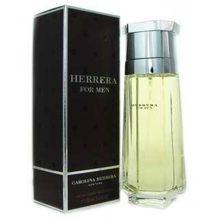 Carolina Herrera Herrera Men's 3.4-ounce Eau de Toilette Spray