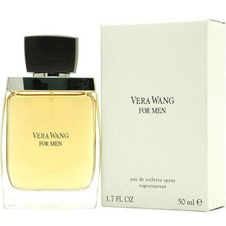 Vera Wang by Vera Wang 1.7-ounce Men's Eau de Toilette Spray