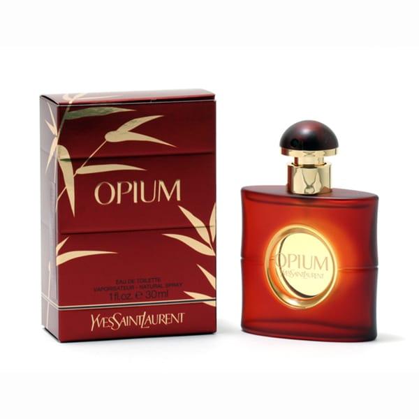Yves Saint Laurent Opium Women's 1-ounce Eau de Toilette Spray