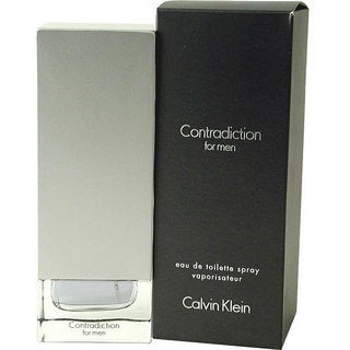 Calvin Klein Contradiction Men's Fragrance 3.4-ounce Eau de Toilette Spray