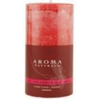 Romance Aromatherapy 2.75x5-inch Unisex Pillar Candle
