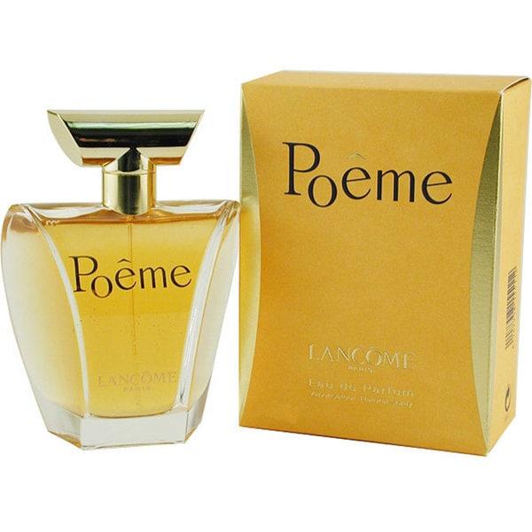 Shop Lancome Poeme Womens Floral Note 34 Ounce Eau De Parfum Spray