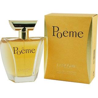 Lancome Poeme Women's Floral-Note 3.4-ounce Eau de Parfum Spray