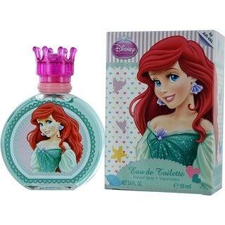 Disney Little Mermaid Women's 3.4-ounce Eau de Toilette Spray