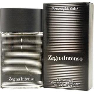 Zegna Intenso by Ermenegildo Zegna Men's 1.6-ounce Eau de Toilette Spray