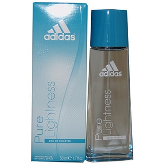 Adidas Pure Lightness Women's 1.7-ounce Eau de Toilette Spray