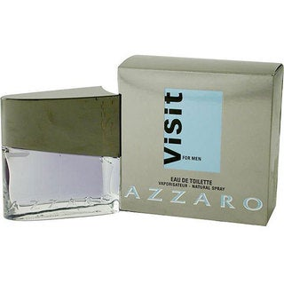 Azzaro Visit Men's 1.7-ounce Eau de Toilette Spray