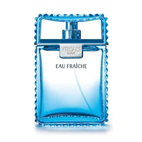 Versace Man Eau Fraiche Men's 3.3-ounce Eau de Toilette Spray
