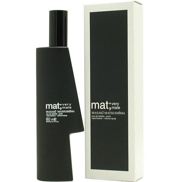 Mat; Very Male by Masaki Men's 2.7-ounce Eau de Toilette Spray