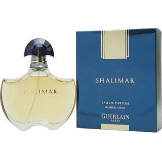 Shalimar by Guerlain Women's 1 oz Eau de Parfum Spray