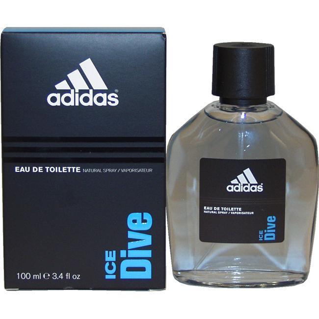 Adidas Ice (White) Dive Men's 3.4-ounce Eau de Toilette S...