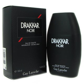 Guy Laroche Drakkar Noir Men's 3.4-ounce Eau de Toilette Spray