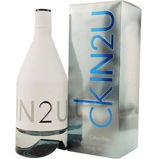 Calvin Klein CK IN2U Men's 5-ounce Eau de Toilette Spray