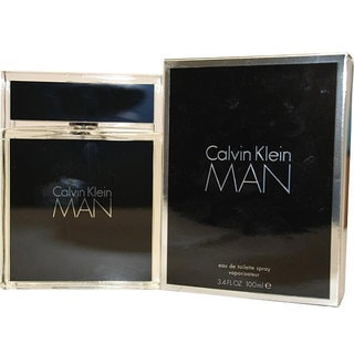 Calvin Klein Man Men's 3.4-ounce Eau de Toilette Spray