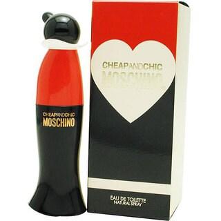 Moschino Cheap and Chic Women's 1.7-ounce Eau de Toilette Spray