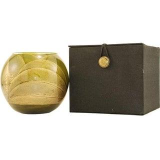 Olive Candle Globe