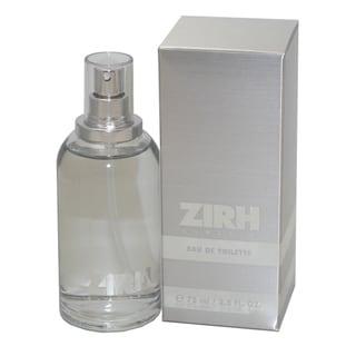 Zirh International Men's 2.5-ounce Eau de Toilette Spray