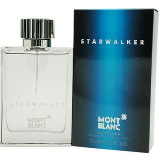 Mont Blanc Starwalker Men's 2.5-ounce Eau de Toilette Spray