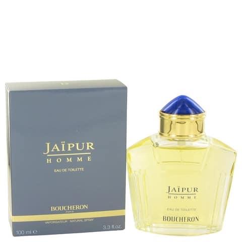 Boucheron Jaipur Men's 3.4-ounce Eau de Toilette Spray