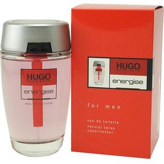 Hugo Boss Energise Men's 4.2-ounce Eau de Toilette Spray