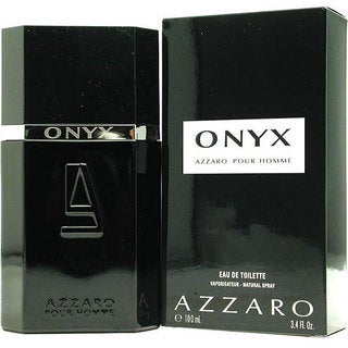 Azzaro Onyx Men's 3.4-ounce Eau de Toilette Spray