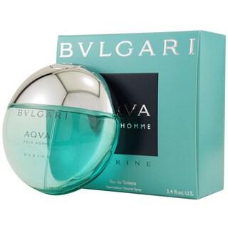 Bvlgari Aqua Marine Men's 3.4-ounce Eau de Toilette Spray