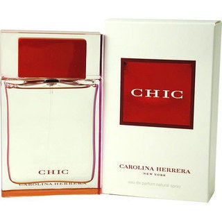 Chic By Carolina Herrera Women's 2.7-ounce Eau de Parfum Spray