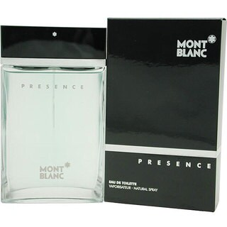 Mont Blanc Presence Men's 2.5-ounce Eau de Toilette Spray