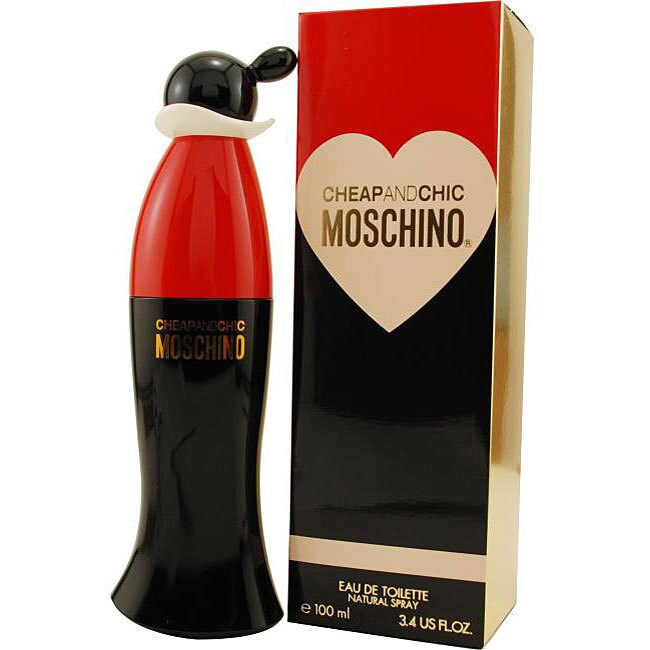 Moschino Cheap and Chic Women's 3.4-ounce Eau de Toilette...