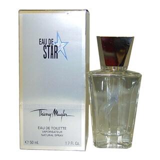 Thierry Mugler Eau De Star Women's 1.7-ounce Eau de Toilette Spray