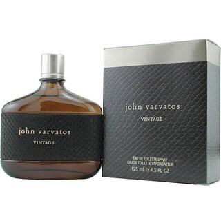 John Varvatos Vintage Men's 4.2-ounce Eau de Toilette Spray