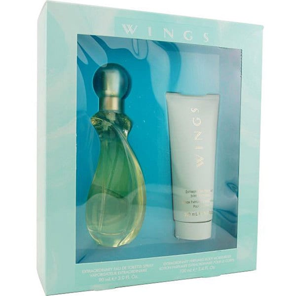 Wings by Giorgio Beverly Hills Women's Fragrance Set