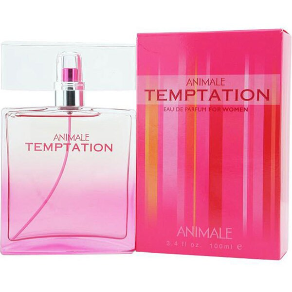 Animale Temptation Women's 3.3-ounce Eau de Parfum Spray