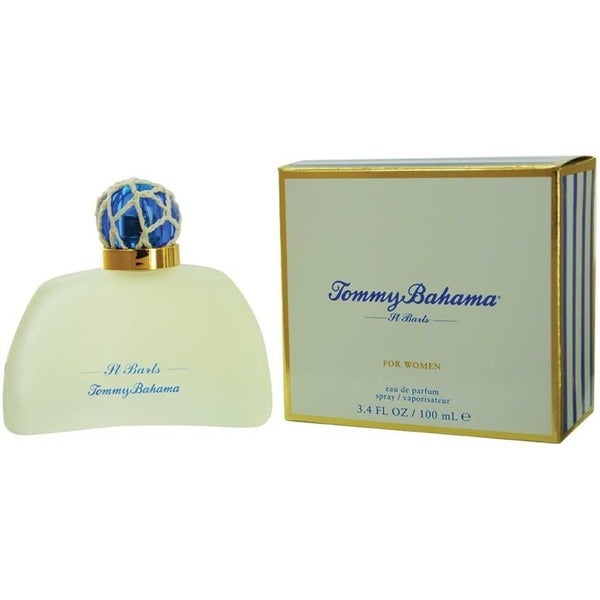 Shop Tommy Bahama Set Sail St. Barts Women s 3.4-ounce Eau de Parfum Spray  - Free Shipping On Orders Over  45 - Overstock - 3543577 5d0d8301a