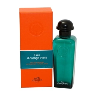 Hermes Dorange Vert Men's 3.3-ounce Eau de Cologne Spray