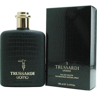 Trussardi Men's 3.4-ounce Eau de Toilette Spray
