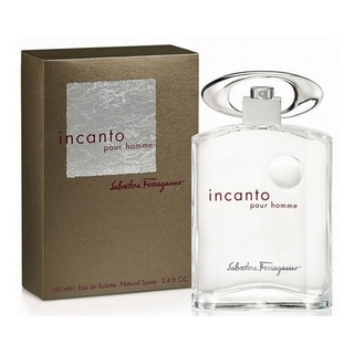 Salvatore Ferragamo Incanto Men's 3.4-ounce Eau de Toilette Spray