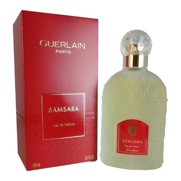 bfd64613f Shop Guerlain Samsara Women's 3.4-ounce Eau de Parfum Spray - Free Shipping  Today - Overstock - 3543692
