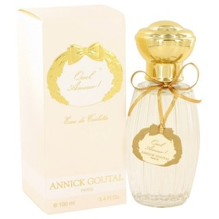 Annick Goutal Quel Amour Women's 3.3-ounce Eau de Toilette Spray