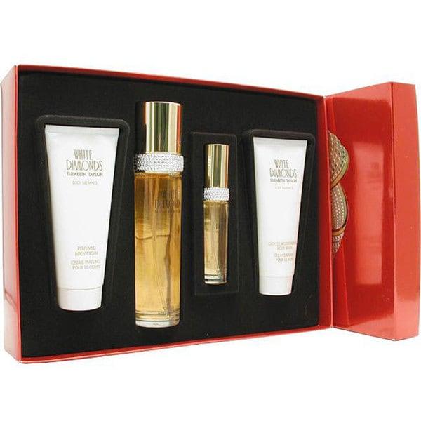 White Diamonds by Elizabeth Taylor Women's Fragrance Gift Set