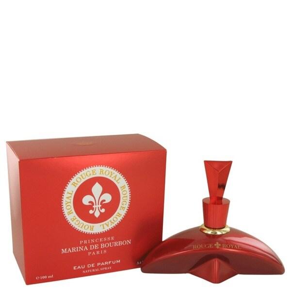 Rouge Royal Marina de Bourbon Women's 3.3-ounce Eau de Parfum Spray