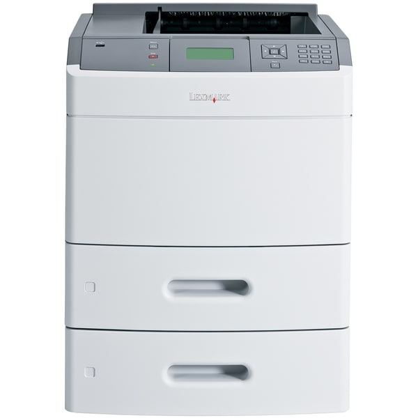 Lexmark T654DTN Monochrome Laser Printer TAA/Government Compliant