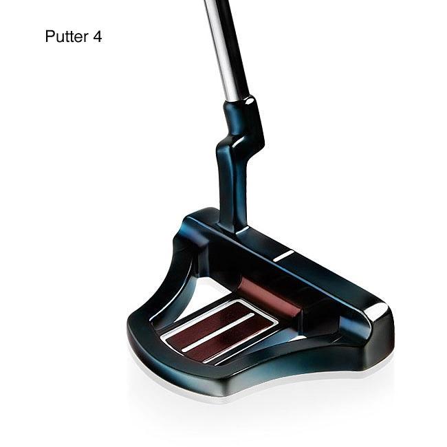 Nextt Golf Pro Score Copper T Mallet Putter